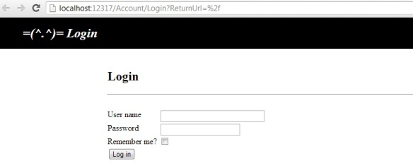 Forms Authentication in ASP NET MVC 4 | Code Util