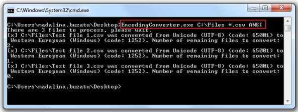 EncodingConverter